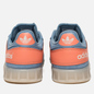 Кроссовки adidas Originals x Oyster Holdings Handball Top Ash Blue/Chalk Coral/Chalk White фото - 2