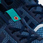 Мужские кроссовки adidas Consortium x Packer NMD R1 Primeknit Light Blue/Indigo  фото- 3