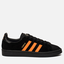 Кроссовки adidas Originals x Porter Campus Core Black/Bright Orange/Core Black фото- 3