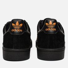 Кроссовки adidas Originals x Porter Campus Core Black/Bright Orange/Core Black фото- 2