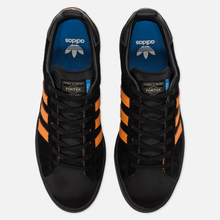 Кроссовки adidas Originals x Porter Campus Core Black/Bright Orange/Core Black фото- 1