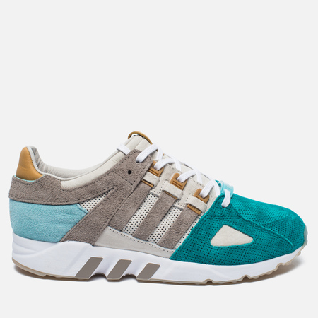 adidas Consortium x Sneakers76 EQT Guidance 93 The Bridge of the Two Seas Sneakers