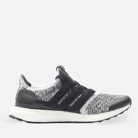 Мужские кроссовки adidas Consortium x Sneakersnstuff x Social Status UltraBOOST Black/White