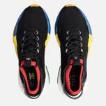 Кроссовки adidas Consortium x Social Status POD-S3.1 Core Black/Blue/Bright Yellow фото- 3