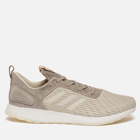 Мужские кроссовки adidas Consortium x Solebox Pure Boost DPR Sesame/Cream White/Cream White
