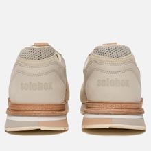Мужские кроссовки adidas Consortium x Solebox Quesence Cream White/Cream White/Sesame фото- 2