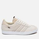 Мужские кроссовки adidas Consortium x St. Alfred Gazelle Gore-Tex Off White/Chalk White/White фото- 0