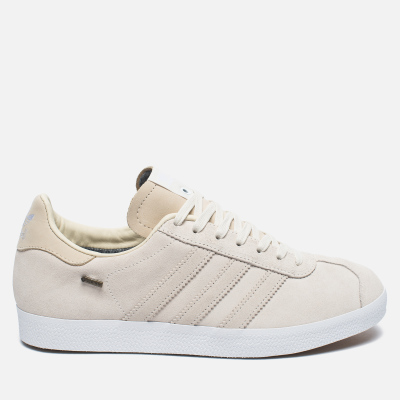 Adidas Consortium x St. Alfred Gazelle Gore-Tex Off White/Chalk White/White