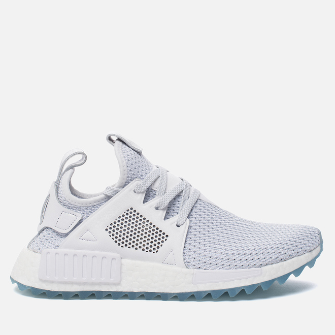 Кроссовки adidas Consortium x Titolo NMD XR1 Trail Off White/Off White/Ice Blue