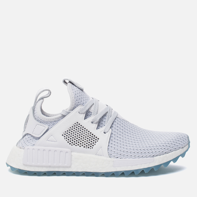 e858714ce624 Кроссовки adidas Consortium x Titolo NMD XR1 Trail Off White Off White Ice  Blue