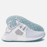 Кроссовки adidas Consortium x Titolo NMD XR1 Trail Off White/Off White/Ice Blue фото- 1