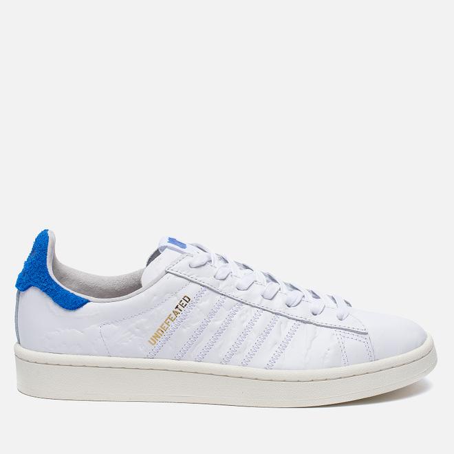 Кроссовки adidas Consortium x Undefeated x Colette Campus S.E. White/Blue