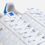 Кроссовки adidas Consortium x Undefeated x Colette Campus S.E. White/Blue фото- 3