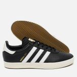 adidas Originals 350 Sneakers Black/White/Gold Metallic photo- 2