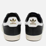 adidas Originals 350 Sneakers Black/White/Gold Metallic photo- 3