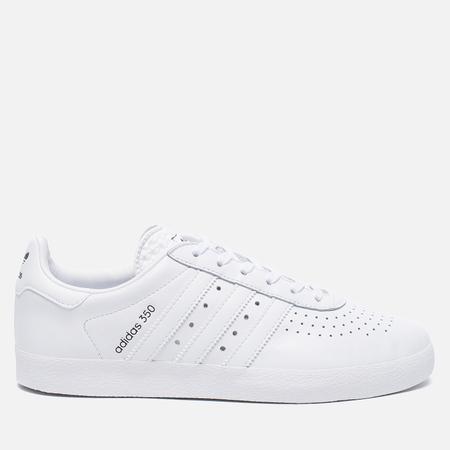 Кроссовки adidas Originals 350 White/White/Core Black
