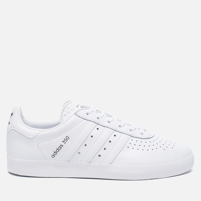 Кроссовки adidas Originals 350 White/White/Core Black