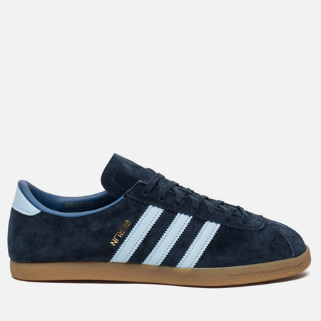 Кроссовки adidas Originals Berlin Dark Marine/Clear Sky/Trace Blue