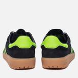 Кроссовки adidas Originals Bermuda Core Black/Green/Gum фото- 3