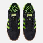 Кроссовки adidas Originals Bermuda Core Black/Green/Gum фото- 4