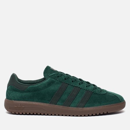 Кроссовки adidas Originals Bermuda Core Green/Green Night/Gum