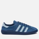Кроссовки adidas Originals Bermuda Mystery Blue/Clear/Mystery Blue фото- 0