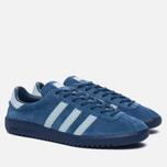 Кроссовки adidas Originals Bermuda Mystery Blue/Clear/Mystery Blue фото- 2