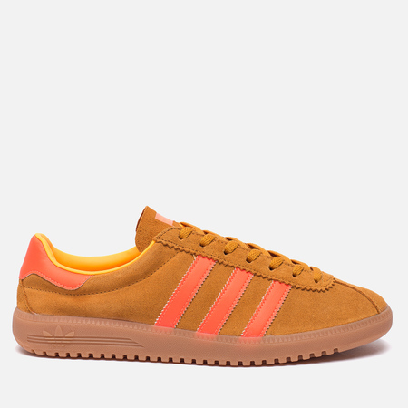 Кроссовки adidas Originals Bermuda Solar Gold/Solar Orange/Gum