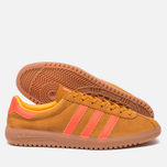 Кроссовки adidas Originals Bermuda Solar Gold/Solar Orange/Gum фото- 1