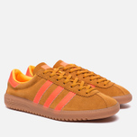 Кроссовки adidas Originals Bermuda Solar Gold/Solar Orange/Gum фото- 2