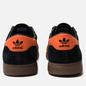 Кроссовки adidas Originals Brussels Core Black/Orange/Gold Metallic фото - 2