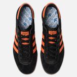 Кроссовки adidas Originals Brussels Core Black/Orange/Gold Metallic фото- 5