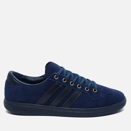 Кроссовки adidas Originals Bulhill Spezial Dark Blue/Night Indigo