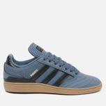 Кроссовки adidas Originals Busenitz Blue/Black фото- 0