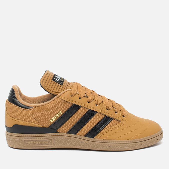 Кроссовки adidas Originals Busenitz Yellow/Black