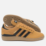 Кроссовки adidas Originals Busenitz Yellow/Black фото- 1