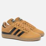 adidas Originals Busenitz Sneakers Yellow/Black photo- 2