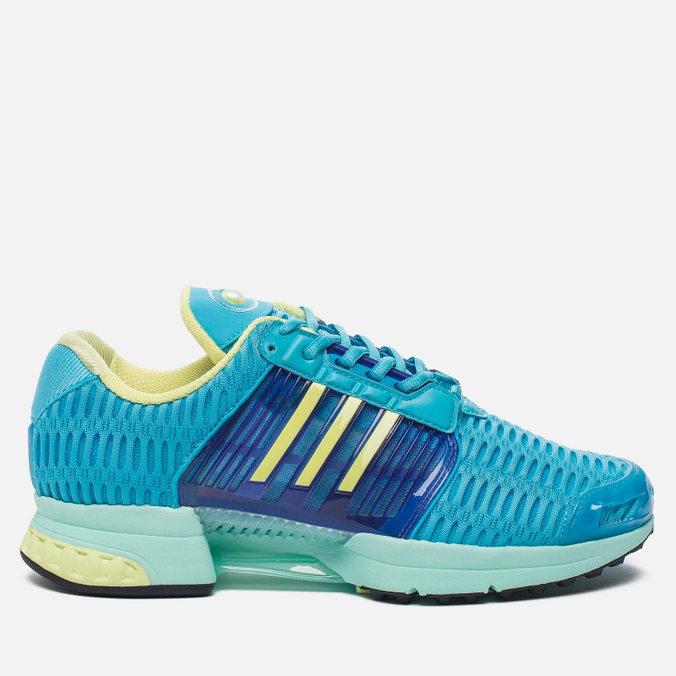 Кроссовки adidas Originals Clima Cool 1 Bright Cyan/Semi Frozen Yellow/Purple