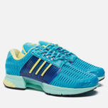 Кроссовки adidas Originals Clima Cool 1 Bright Cyan/Semi Frozen Yellow/Purple фото- 2