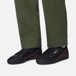 Кроссовки adidas Originals Continental 80 Core Black/Scarlet/Collegiate Navy фото- 6