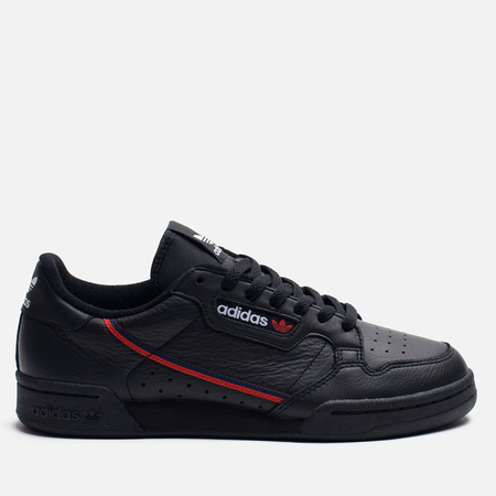 Кроссовки adidas Originals Continental 80 Rascal Core Black/Scarlet/Collegiate Navy