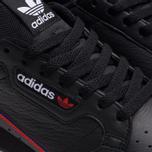 Кроссовки adidas Originals Continental 80 Rascal Core Black/Scarlet/Collegiate Navy фото- 4