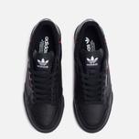 Кроссовки adidas Originals Continental 80 Rascal Core Black/Scarlet/Collegiate Navy фото- 5