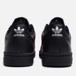 Кроссовки adidas Originals Continental 80 Rascal Core Black/Scarlet/Collegiate Navy фото- 6