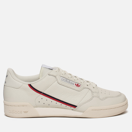 Кроссовки adidas Originals Continental 80 Rascal White/Red/Off White