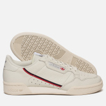 Кроссовки adidas Originals Continental 80 Rascal White/Red/Off White фото- 1