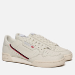 Кроссовки adidas Originals Continental 80 Rascal White/Red/Off White фото- 2