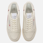 Кроссовки adidas Originals Continental 80 Rascal White/Red/Off White фото- 4