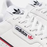 Кроссовки adidas Originals Continental 80 Rascal White/Scarlet/Collegiate Navy фото- 6