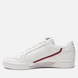 Кроссовки adidas Originals Continental 80 Rascal White/Scarlet/Collegiate Navy фото- 1